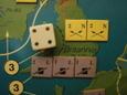 ブリタニア民兵との抗争(第1ターン)
