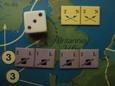 ブリタニア民兵への攻撃(第1ターン)