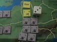ゲルマニア軍を蹂躙(第9ターン)
